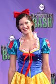 Michelle Stafford at the Hub Network First Annual Halloween Bash. Barker Hangar, Santa Monica, CA 10