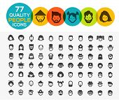 foto of priest  - 77 high quality people icons - JPG