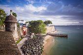pic of san juan puerto rico  - San Juan - JPG