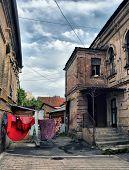 foto of vinnitsa  - One of the old houses in Vinnitsa - JPG
