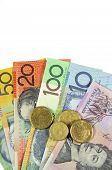 picture of year end sale  - Australian Money concept for savings spending or 30th June End of Financial Year sale - JPG