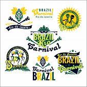 image of carnival rio  - Brazilian Carnival - JPG