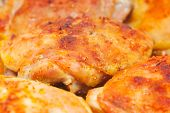 Roasted Chiken Thighs