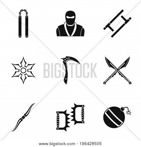 Ninja arsenal icons