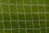 Goal At The Stadium Close Up poster