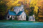 Squire's Castle In Willoughby Hills