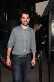 LOS ANGELES - AUG 14:  Ron Livingston at the