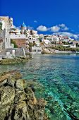 travel in Greek islands - Syros, Cyclades