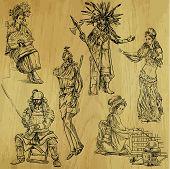foto of shogun  - People and customs around the World - JPG