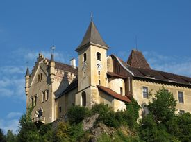 picture of glans  - Part of the medieval Castle Eberstein - JPG