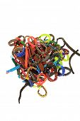 image of paracord  - Genuine Para shoot Cord Survival Bracelets - JPG