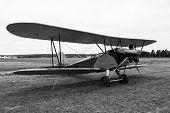 picture of ww2  - biplane Polikarpov Po - JPG