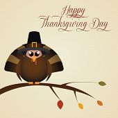 image of thanksgiving  - abstract thanksgiving day background with special objects - JPG