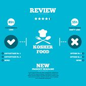 pic of chefs hat  - Review with five stars rating - JPG