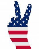 American Finger Sign
