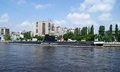 foto of labo  - The Russian diesel submarine is now used as a museum - JPG