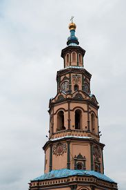 pic of epiphany  - Detail of the facade Epiphany church St - JPG
