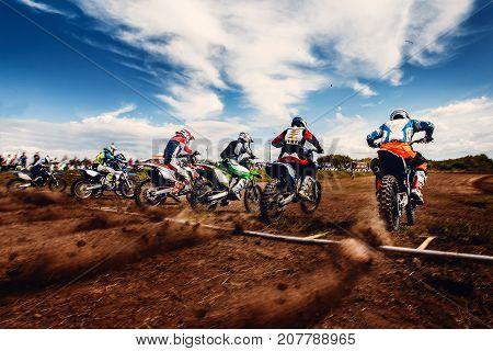 Motorcycle Team athletes
