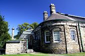 picture of barter  - Alnwick - JPG