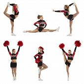 Cheerleading Poses
