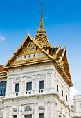 Постер, плакат: Бангкок Таиланд Гранд Палас