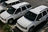 pic of fleet  - Sport utility vehicles are ready for fleet service - JPG