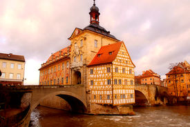 picture of regnitz  - The Old Town Hall  - JPG