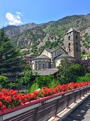 Постер, плакат: Historic Center Of Andorra La Vella