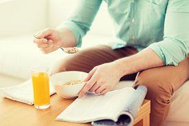pic of breakfast  - home - JPG