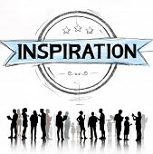 picture of motivation talk  - Inspiration Motivation Mission Goal Believe Concept - JPG