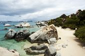 picture of virginity  - Famous The Baths on Virgin Gorda - JPG