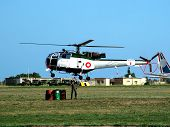 picture of army cadets  - malta rescue helicopters belonging to the armed forces of malta - JPG