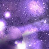 galaxy poster
