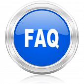 FAQ-pictogram