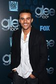 LOS ANGELES - MAR 18:  Jacob Artist at the GLEE 100th Episode Party at Chateau Marmont on March 18,