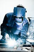 foto of welding  - Welding work - JPG
