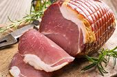 picture of flesh air  - prosciutto - JPG