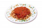 Spaghetti Italian poster
