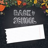 image of drow  - Back to School Supplies Sketchy  - JPG