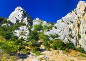 picture of crimea  - South part of Crimea peninsula mountains Ai - JPG