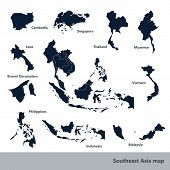 image of southeast asian  - Asian Economic Community - JPG