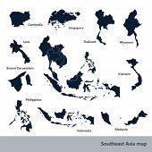 picture of southeast  - Asian Economic Community - JPG
