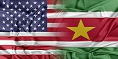 image of suriname  - Relations between two countries - JPG