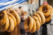 picture of bagel  - Traditional breads - JPG