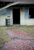 picture of katrina  - Destructed House after Hurricane Katrina - JPG