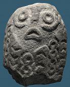 picture of undine  - Scluptur Undine quartz sandstone 6300 - JPG