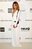 LOS ANGELES - FEB 24:  Nicole Richie arrives at the Elton John Aids Foundation 21st Academy Awards V