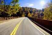 Road Through Appalachians