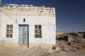 image of euphrat  - Basra old city on the desert Syria - JPG