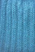 blue mohair texture background